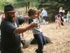Wheatland Music Organization 2014 Festival Kids Hill activities