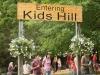 Wheatland Music Organization 2014 Festival Kids Hill area