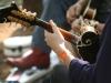 Wheatland Music Organization 2014 Festival Mandolin workshop, workshop lane. Don Julian, Sarah Jarosz, Jeff Rose