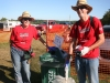 Wheatland Music Organization 2014 Festival Volunteers stepping up the recycling efforts