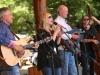 Wheatland Music Organization 2014 Festival Michigan based bluerass band, Detour, on main stage