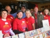 Wheatland Music Festival 2015Volunteers selling CDs for artists