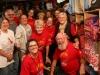 Wheatland Music Festival 2015 Volunteers selling Wheatland T shirts