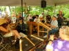 Wheatland Music Festival 2016 Slow Jams at Folk and Dulcimer Tent