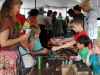 Wheatland Music Festival 2016 Kids Arts and Crafts Market Place
