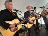 Wheatland Music Festival 2016 Brothers duets Centennial Stage, Gibson Brothers and Cactus Blossoms