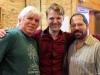 Wheatland Music Festival 2016 Rodney Sutton, Nic Gareiss and Ira Bernstein