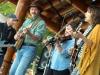 Wheatland Music Festival September 8-10, 2017 Gaby Moreno and friends, Rick Good on banjo
