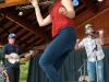 Wheatland Music Festival September 8-10, 2017 T-Mart Rounders, with Becky Hill dancing
