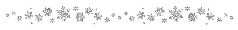 Line Drawing Snowflake : Winter wheat