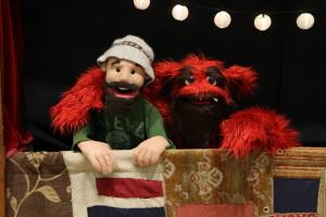 Wheatscouts: Puppeteering w/Kevin Kaameraad