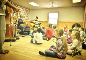Wheatscouts @ Classroom Building, Wheatland Music Organization | Remus | Michigan | United States