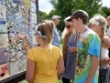 Wheatland Music Festival 2015Tile project