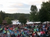 Wheatland Music Festival 2015Looking out from Main stage