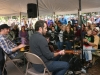 Wheatland Music Festival 2015Song Tent, songwriting workshop with Josh Davis and Peter Mulvey