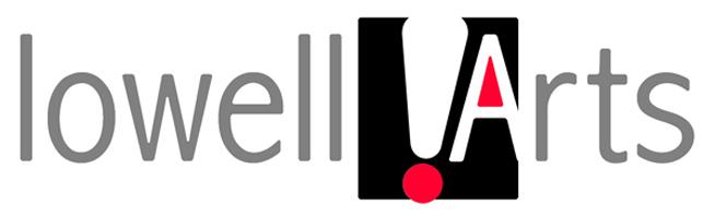 LowellArts! logo, Color