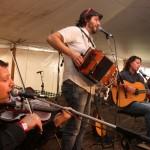 Wheatland Music Festival 39th annual, Remus Mich. September 2012 De Temps Antan