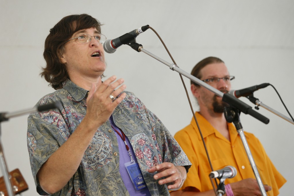 Community Sing with Sally Potter