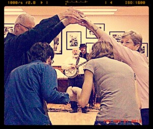 Contra Dance @ Classroom Building | Remus | Michigan | United States