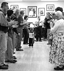 CONTRA DANCE @ Wheatland Music Organization | Remus | Michigan | United States
