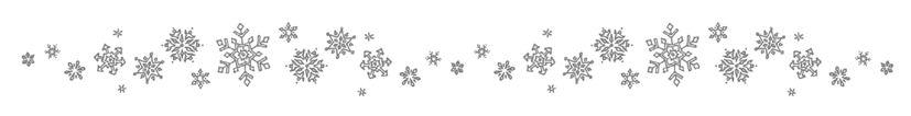 snowflakes-divider
