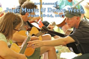 3rd Annual June Music & Dance Week @ Wheatland Music Festival Site | Remus | Michigan | United States