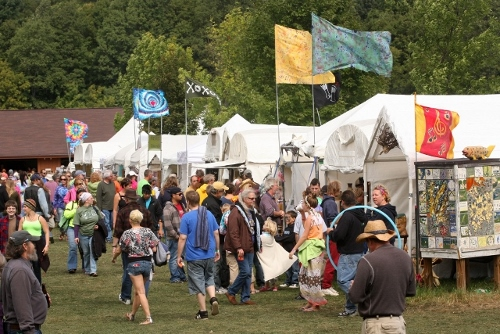 Wheatland Music Festival 39th annual, Remus Mich. September 2012