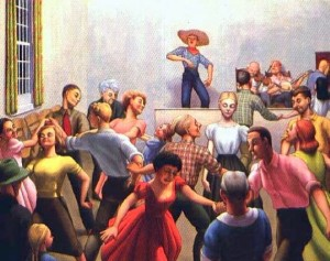 Square & Contra Dance with Morpeth Rant @ Gladys Wernette Classroom Building | Remus | Michigan | United States
