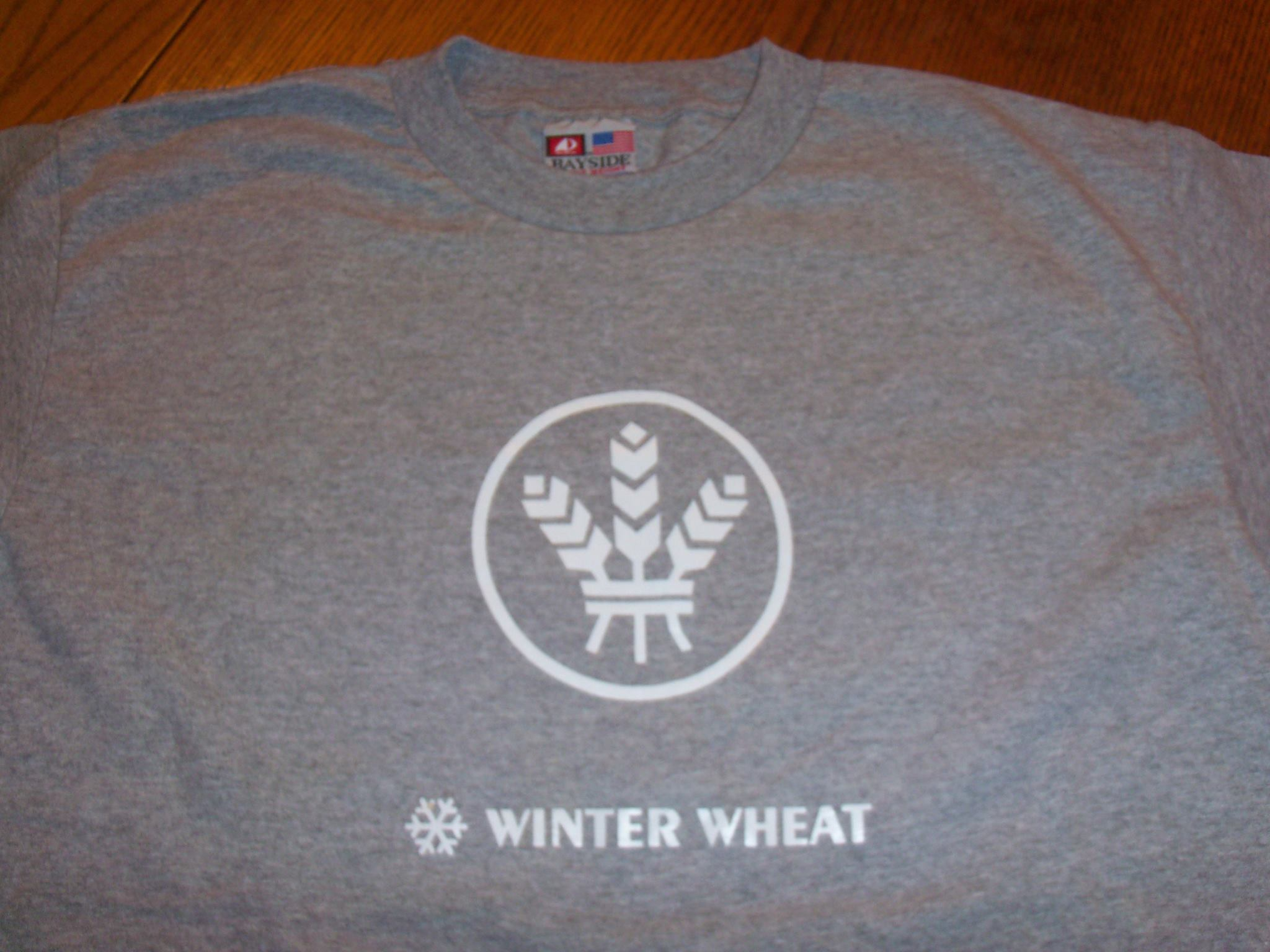 Winter Wheat T-shirt