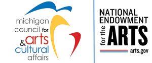 Logos for MCACA + NEA