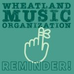 """Wheatscouts: """"Make your own Drum"""" with Brenda Bonter @ ONLINE - Zoom Meeting"""