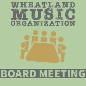 Board of Directors Meeting @ Gladys Wernette Classroom Building