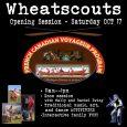 Wheatscouts 2020-21 Season - Voyageurs