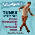 Nic Gareiss - Tunes in your Feet - square