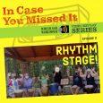 ICYMI-11 Rhythm Stage A