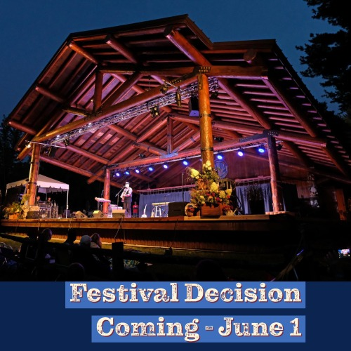 2021 Festival Decision - June 1