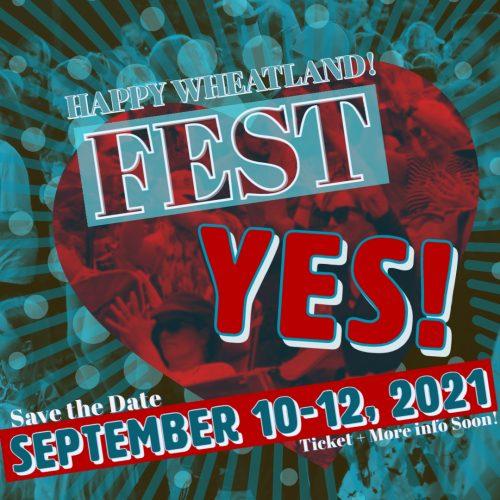 Wheatland 47th Annual Festival Yes!