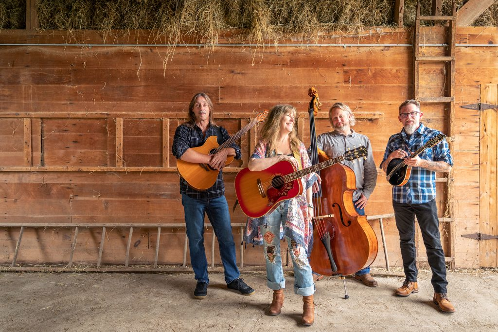 Annie and Rod Capps Band
